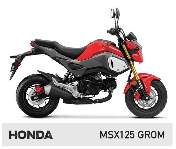 Maxxis - Honda MSX125 Grom